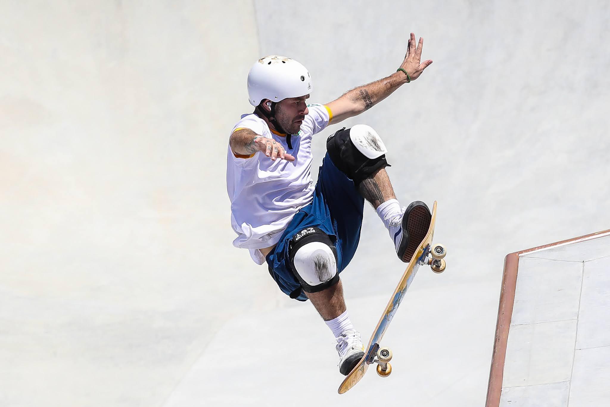 Pedro Barros é um dos principais skatistas da história do Brasil