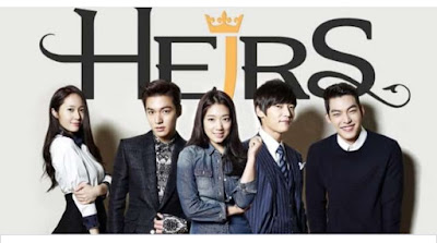 Drama Korea (Drakor) The Heirs Subtitle indonesia