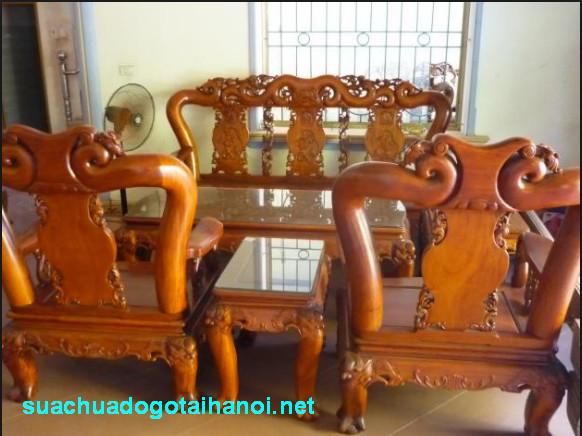 Dịch vụ đóng đồ gỗ tại Hà Nội