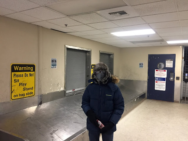 Wiley Post - Will Rogers Memorial Airport (BRW) Utqiaġvik (Barrow) Alaska (c) 2020 Supratim Sanyal