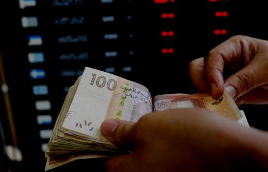 سعر صرف الدرهم المغربي يرتفع باليورو والدولار