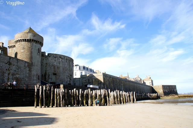 Mura cittadine di Saint Malo