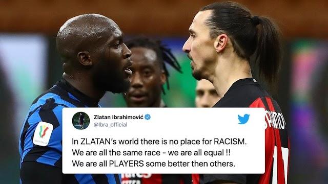 «Στον κόσμο του Ζλάταν, ο ρατσισμός δεν έχει θέση…»