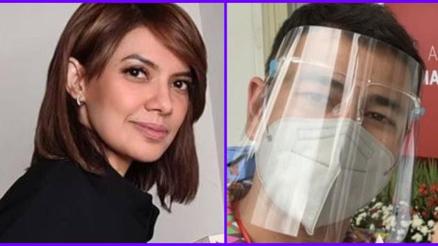 VIDEO: Raffi Ahmad Dikecam Gegara Kepergok Kluyuran Tak Pakai Masker Usai Disuntik Vaksin Covid-19, Najwa Shihab: Jangan-jangan Dibayar Tuh?