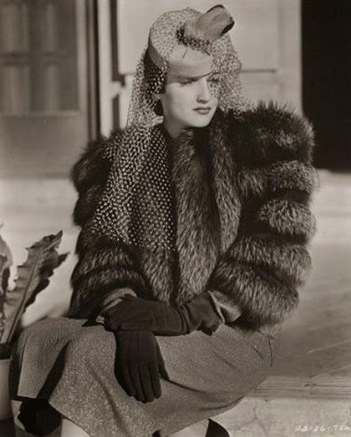 Bobbins And Bombshells Fashionable History Winter Fashion By Decade 1940 S