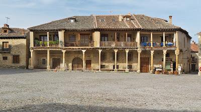 Turismo en Pedraza, Segovia