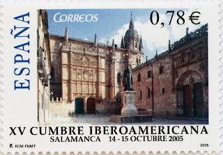 XV CUMBRE IBEROAMERICANA EN SALAMANCA