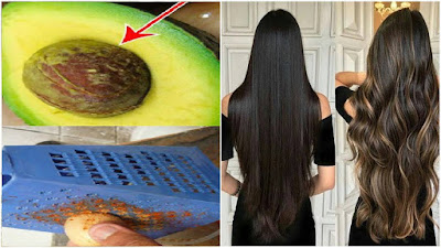 C'est ce que le noyau d'avocat fait pour vos cheveux