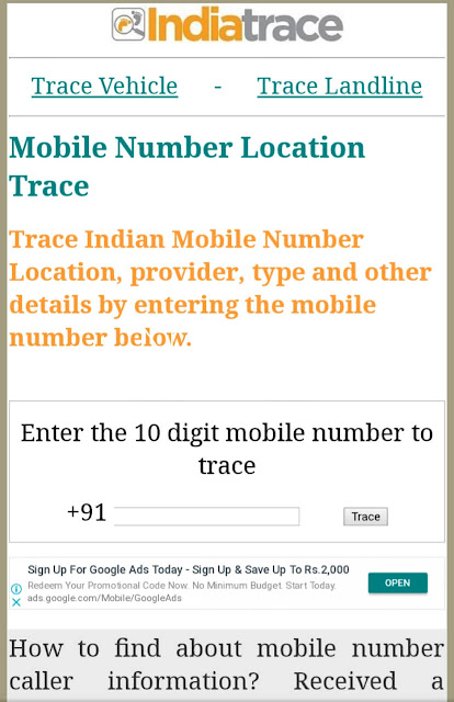 Free Mobile Phone Tracker - Trace Anyone Anywhere (www ...