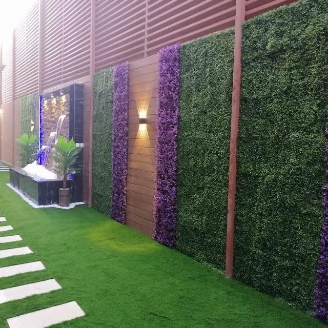 شركة تركيب عشب جداري بالبحرين
