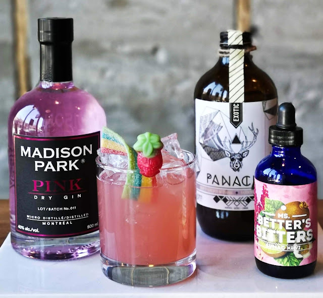 gin-rose,madison-park-pink,recette,cocktail,sirop-panache-tonic,ms-betters-bitters,madame-gin