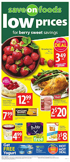 Save On Foods Flyer valid October 22 - 28, 2021