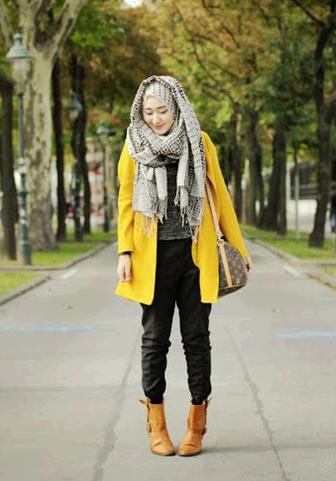 Legging Wudhu Model Celana Hijab Modern