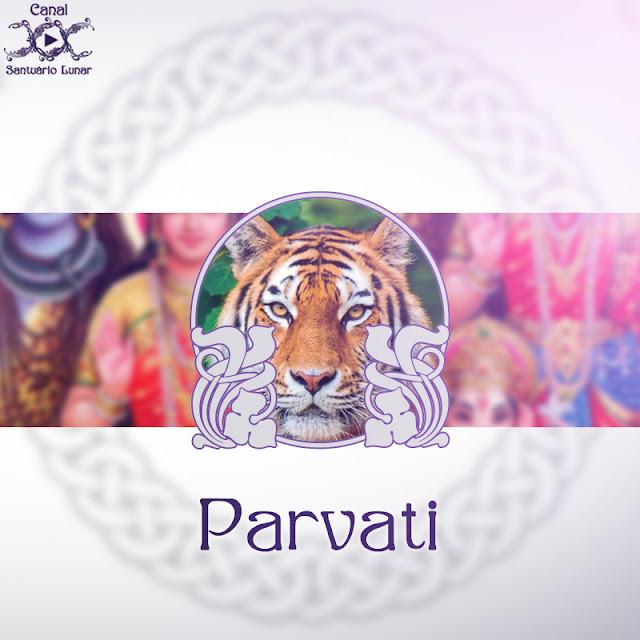 Parvati - Deusa do amor e casamento | Wicca, Magia, Bruxaria, Paganismo