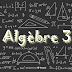 Module: Algèbre 3