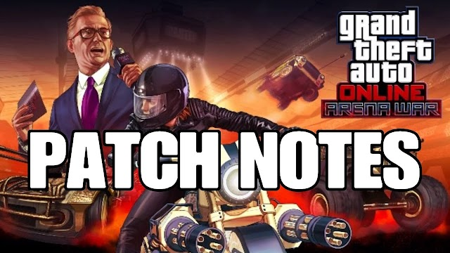 GTA Online Patch Notes: Get Dual GTA$ missions Gunrunning Sell and Special Cargo