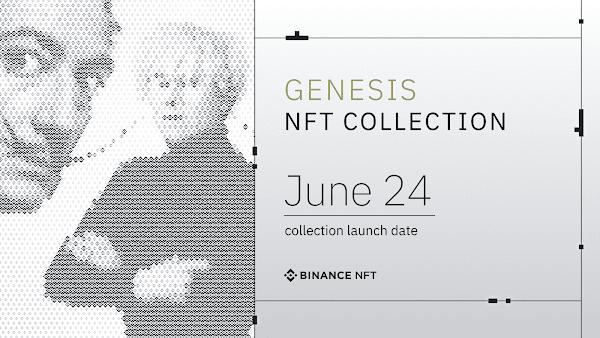 Binance abriu o seu primeiro mercado de NFTs com peças de Salvador Dali e Andy Warhol