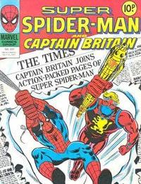 Super Spider-Man and Captain Britain