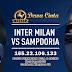 Prediksi Inter Milan Vs Sampdoria Senin 24 Februari 2020