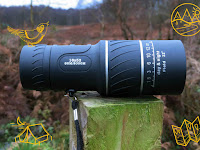 Archeer Monocular 16 x 52 Monocular Dual Focus Optics Zoom Telescope Video eview