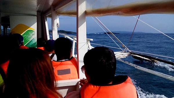 Boracay boat rides