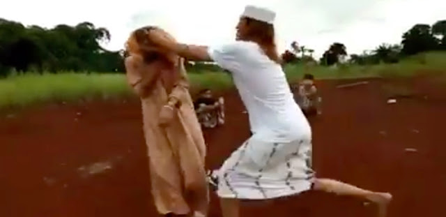 Ngeri! Ini Video Habib Bahar Aniaya Remaja di Bogor sampai Berdarah-darah