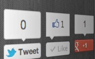 tombol script share ke social network di blogger