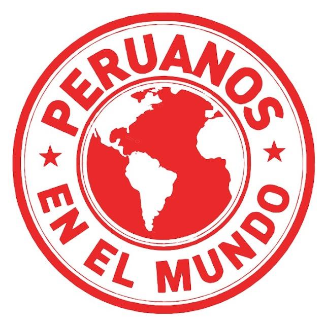 Peruanos en el Mundo
