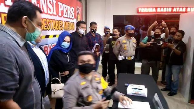 Narasi 'Dijebak' Hana Hanifah Ditepis Polisi dengan Bukti
