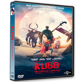 Kubo and the Two Strings (2016) DVD