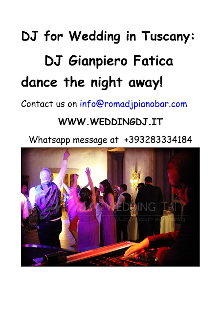 Wedding Dj Tuscany DJ Gianpiero Fatica