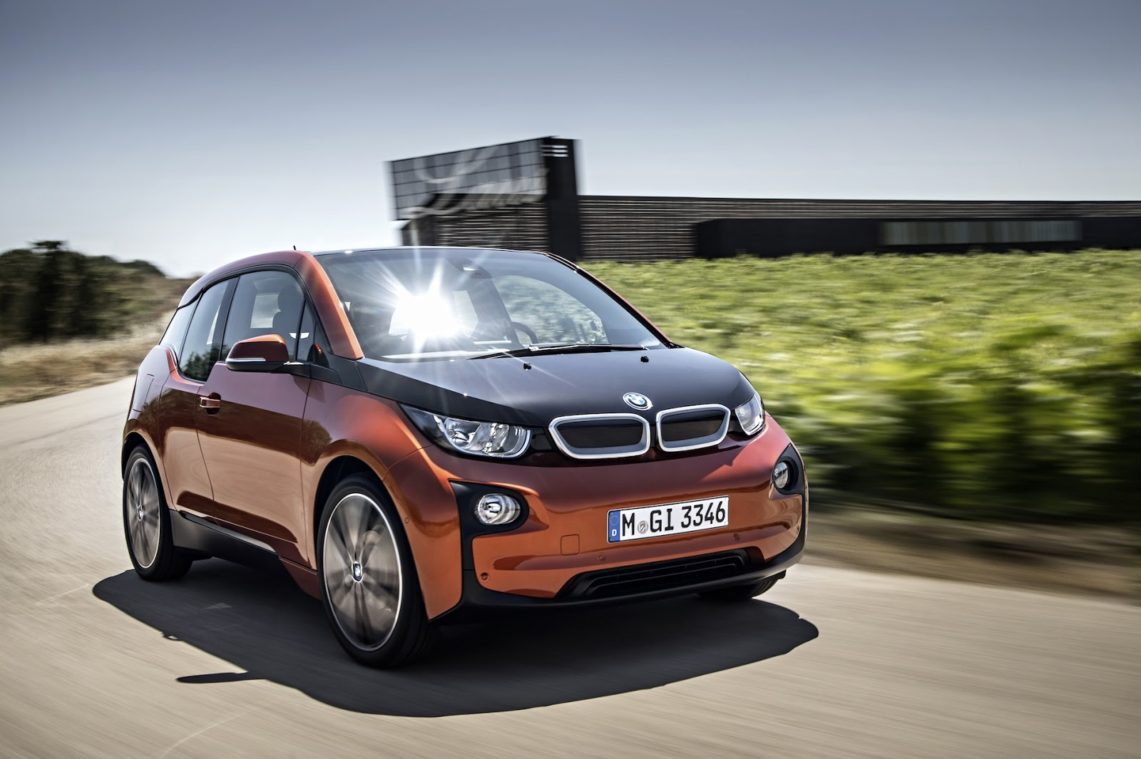 The All-New BMW i3 (Media Gallery) - BMW Markham