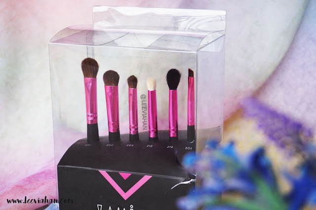 Lamica, Lamica Beauty, Makeup Brush, Brush Makeup, Kuas Wajah, Kuas Mata, Kuas Makeup, Riasan Mata, Beauty Review, Review, Review Brush Makeup