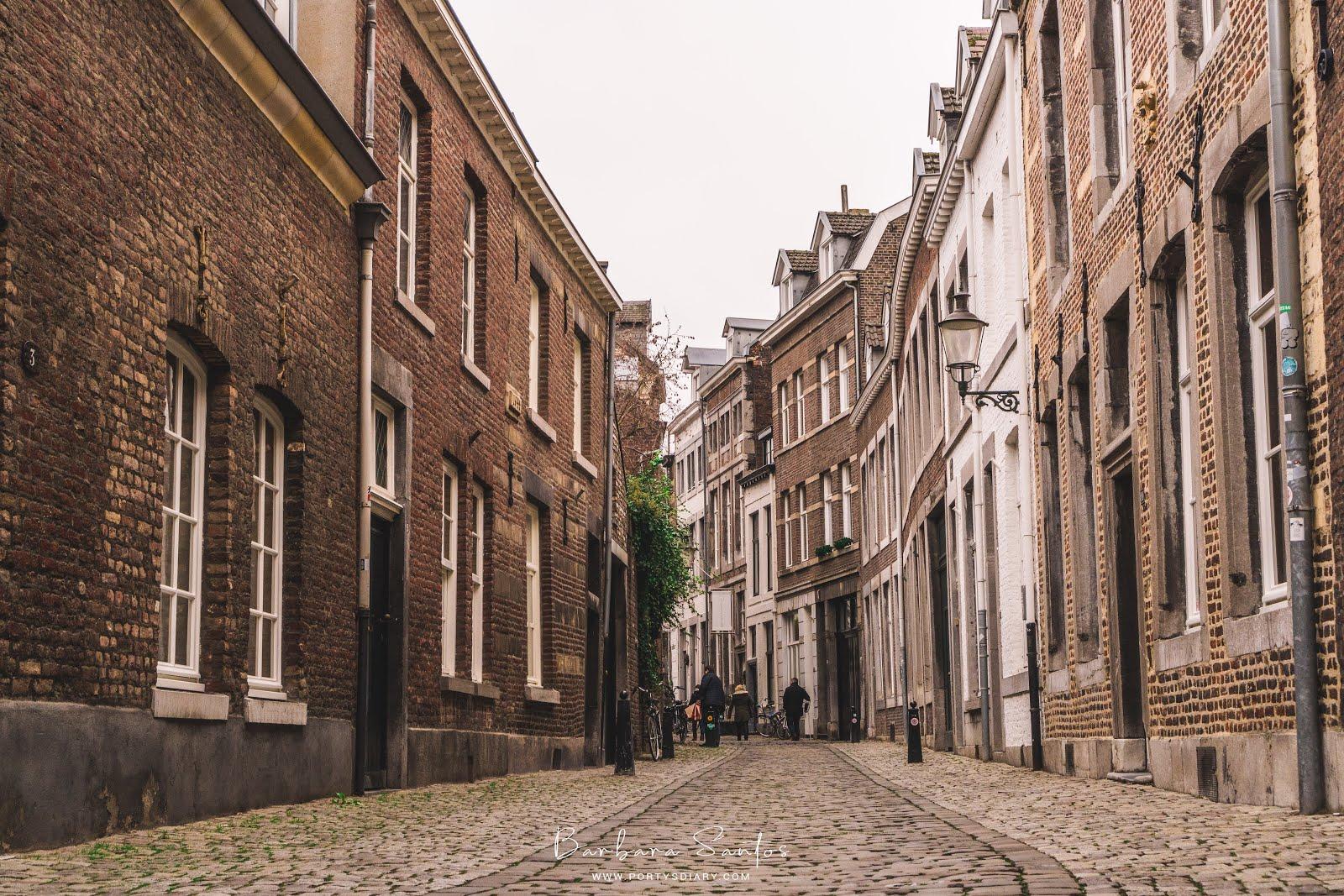 Taffelstraat - Maastricht - NL - Travel.