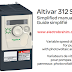 Variable speed drives Altivar 312 Solar  for pumps with photovoltaic arrays  Simplified manual