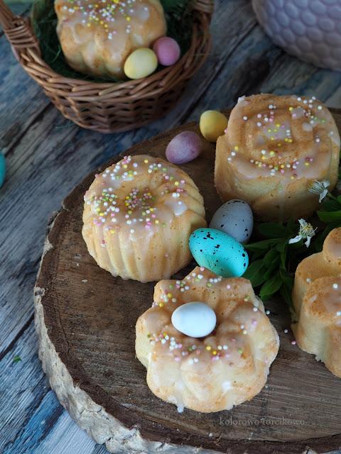 Mini babeczki do święconki