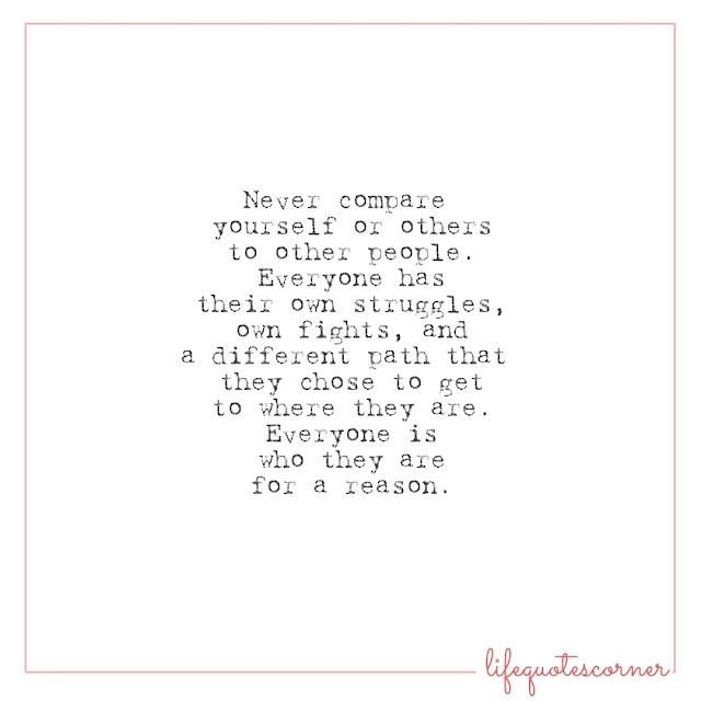 good vibes, inspirational quotes, instagram quotes, life, life quotes, pic quotes, quotes, white background, comparison