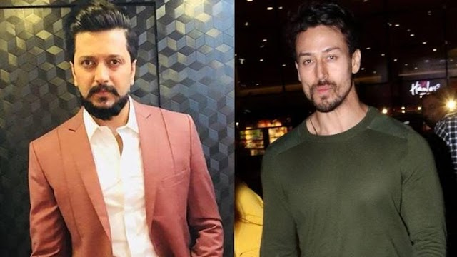Riteish's superheroes, Riaan and Rahyl, have a unique birthday wish for Tiger Shroff