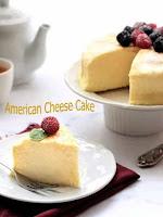 Cara Bikin American Cheese Cake Yang Enak