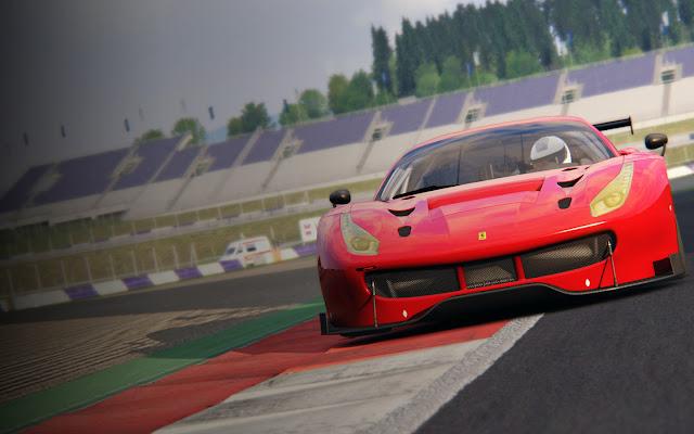 مراجعة لعبة Assetto Corsa كاملة للكمبيوتر