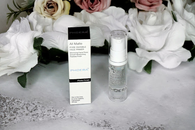 Phoera Flawless Makeup Base Matte Pore Minimizing Makeup Primer review