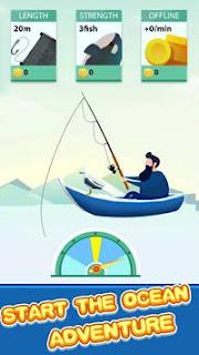 luckyn fishing mod apk unlimited diamond