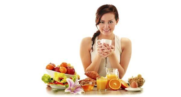 Diet Sehat Untuk Ibu yang Sedang Menyusui