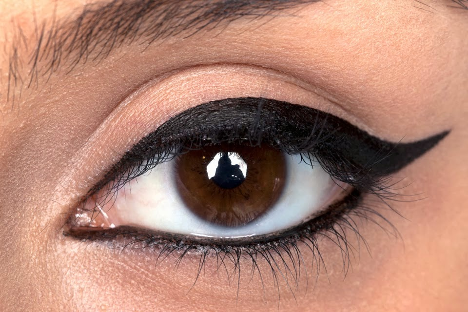 How to apply pencil eyeliner step by step pictures | Nail ...