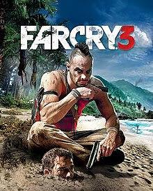 Far Cry 3 cover art