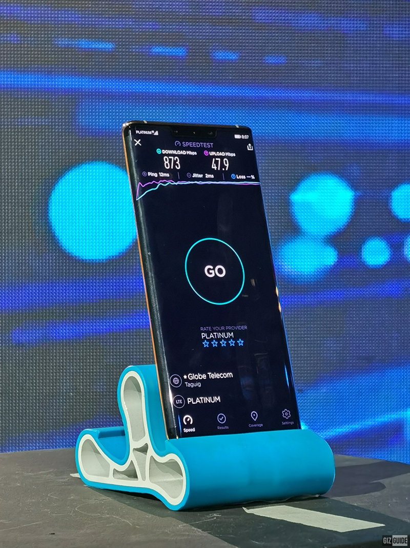 Huawei Mate 30 Pro 5G is the first phone in the country with 5G