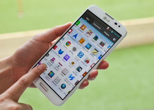 thay mặt kính điện thoại LG Optimus G Pro 2