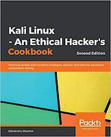 Kali Linux – An Ethical Hacker's Cookbook
