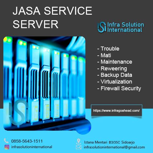 Service Server Blitar Enterprise
