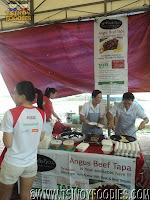 angus beef tapa